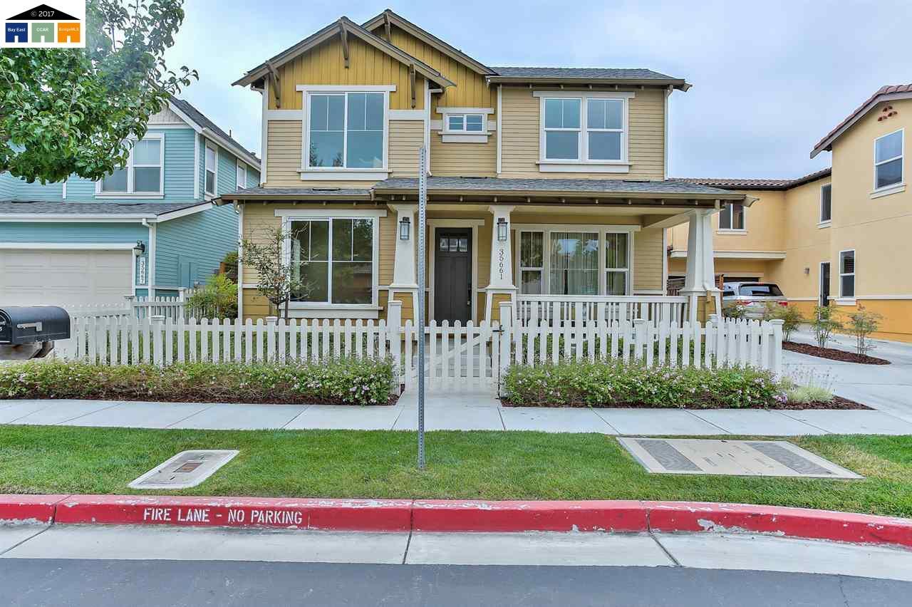 一戸建て のために 売買 アット 35661 Embassy Cmn 35661 Embassy Cmn Fremont, カリフォルニア 94536 アメリカ合衆国