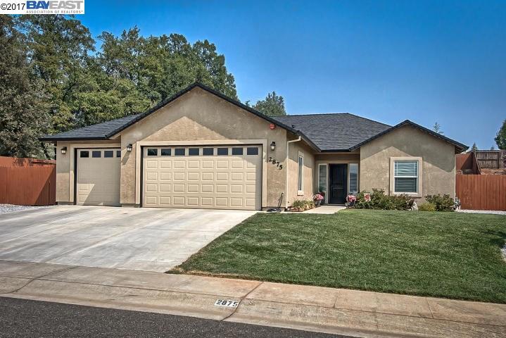 Частный односемейный дом для того Продажа на 2875 Chaucer Way 2875 Chaucer Way Shasta Lake, Калифорния 96019 Соединенные Штаты