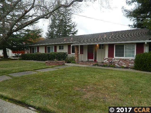 獨棟家庭住宅 為 出租 在 1 Ross Drive 1 Ross Drive Moraga, 加利福尼亞州 94556 美國