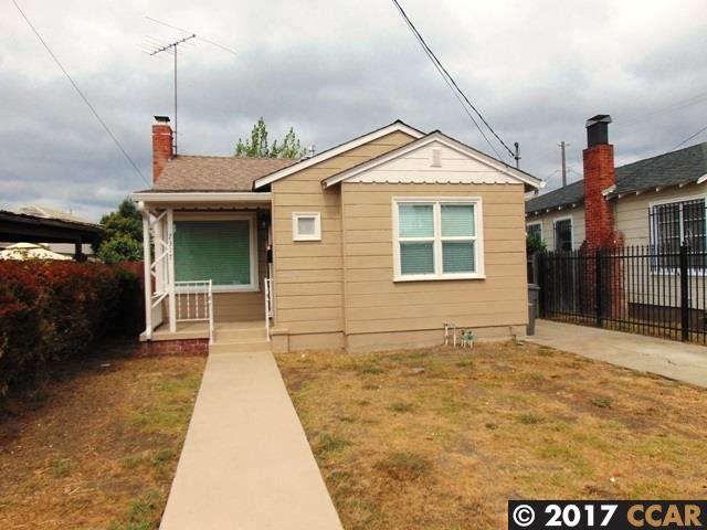 Charming and move in ready! Cozy 2 bedroom 1 bath home in convenient location. Features include, newer kitchen and bath, new carpet, inside laundry, newer paint and windows,, detached garage and more! Minutes to FWY, shopping and BART. Won't last long!
