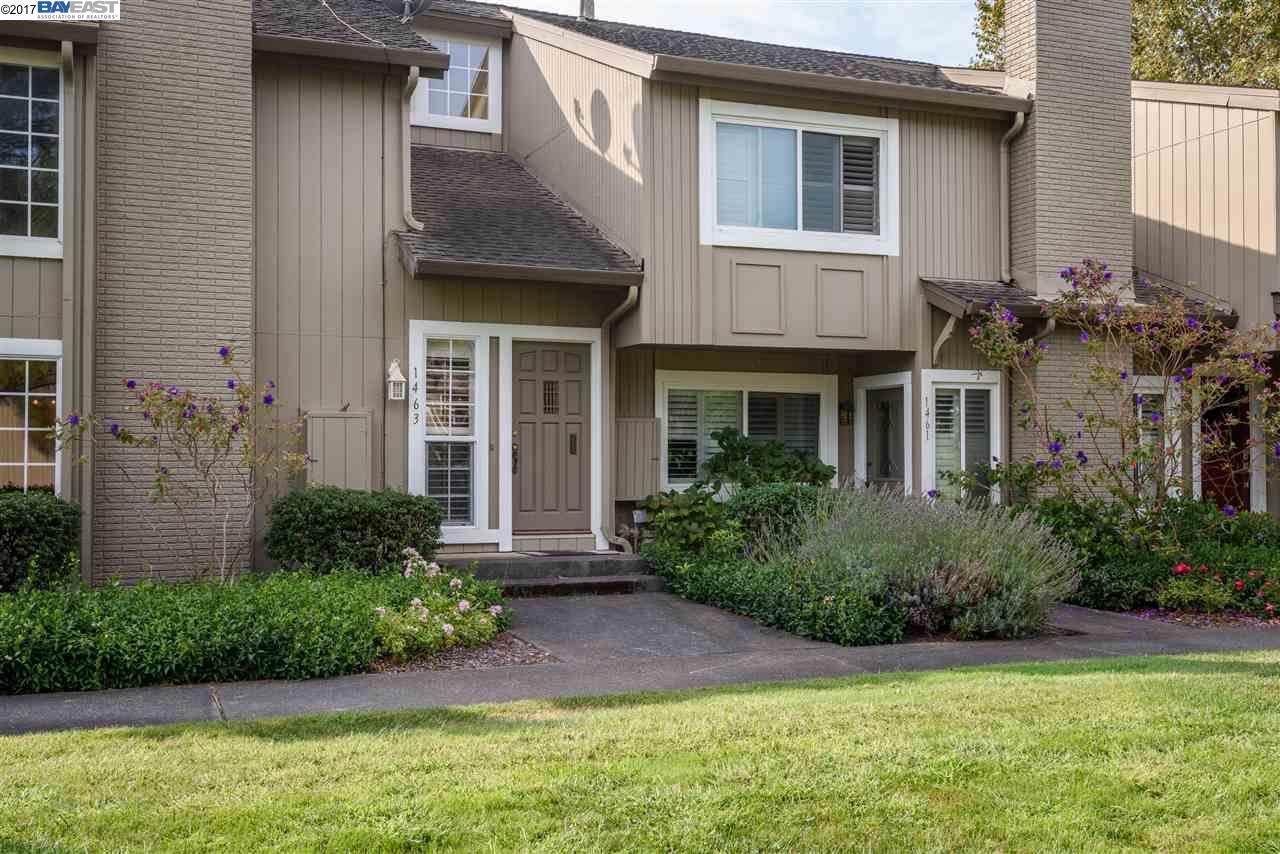 Maison accolée pour l Vente à 1463 Marlin Avenue Foster City, Californie 94404 États-Unis