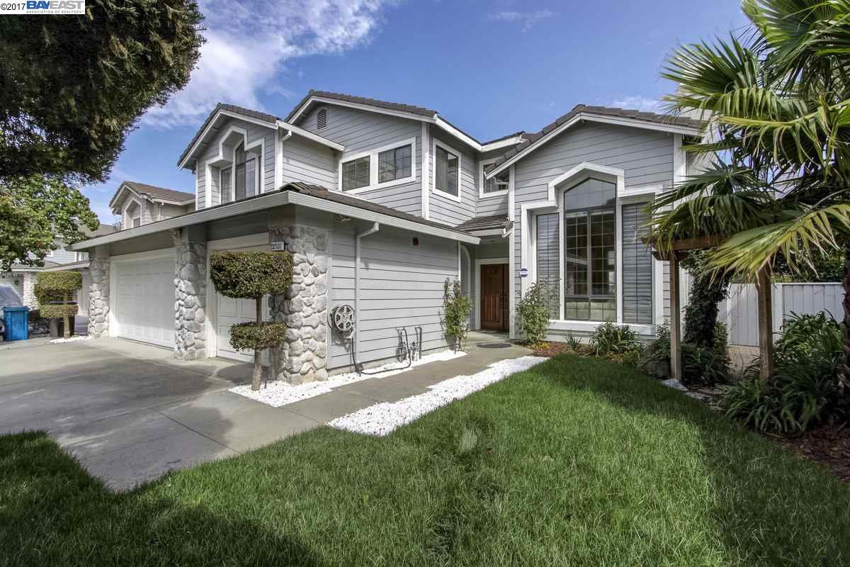 Частный односемейный дом для того Продажа на 32531 Seaside Drive Union City, Калифорния 94587 Соединенные Штаты