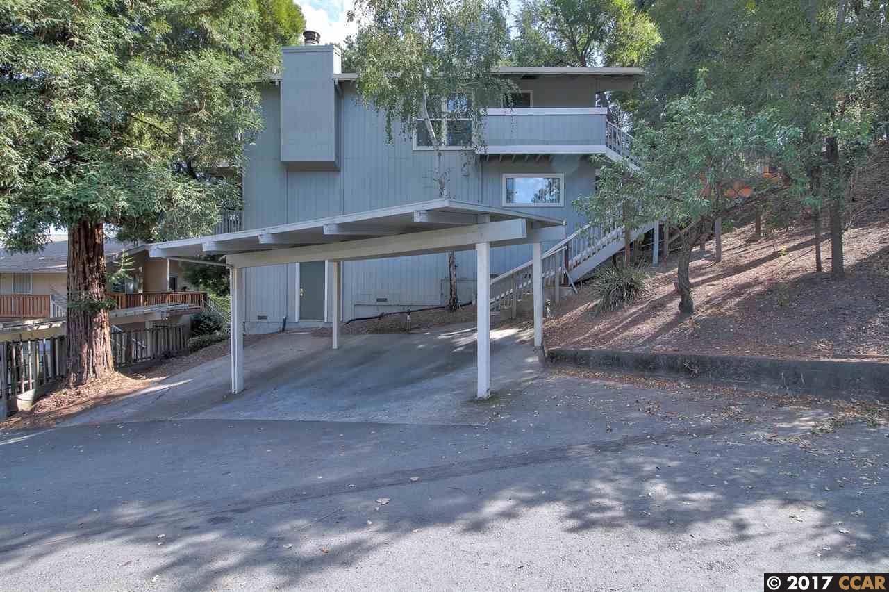 Casa Multifamiliar por un Venta en 1704 Terrace Road Walnut Creek, California 94597 Estados Unidos