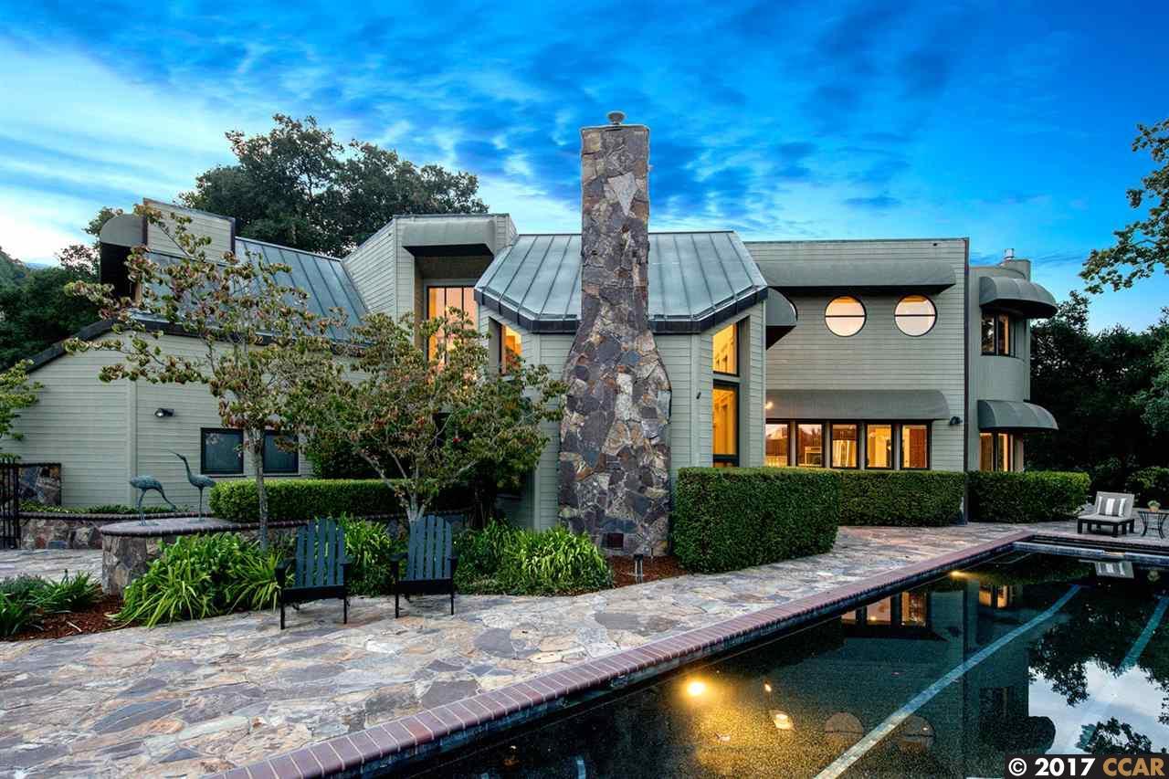 Casa Unifamiliar por un Venta en 8 Valley High 8 Valley High Lafayette, California 94549 Estados Unidos