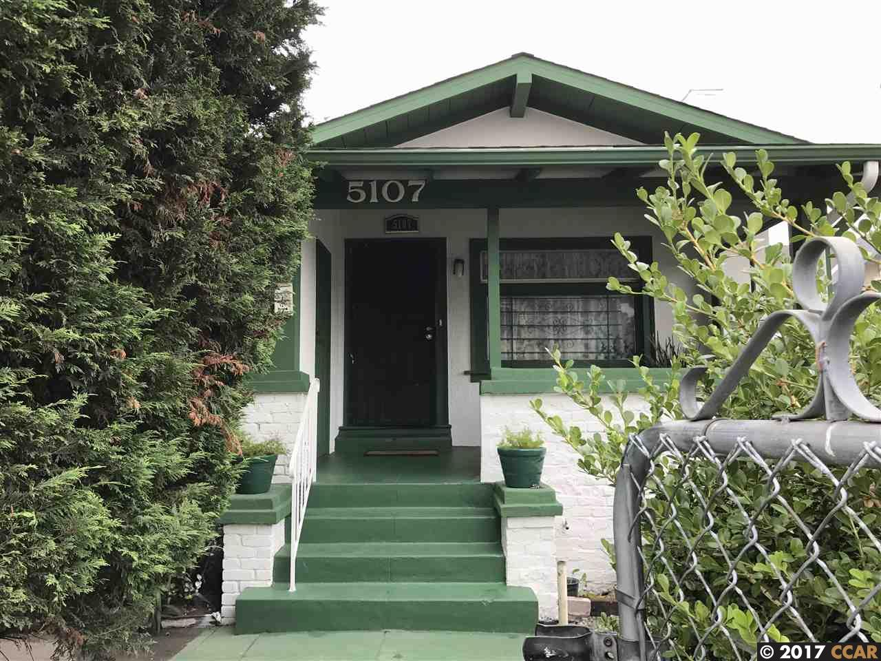 Additional photo for property listing at 5107 Foothill Blvd 5107 Foothill Blvd Oakland, 加利福尼亞州 94601 美國