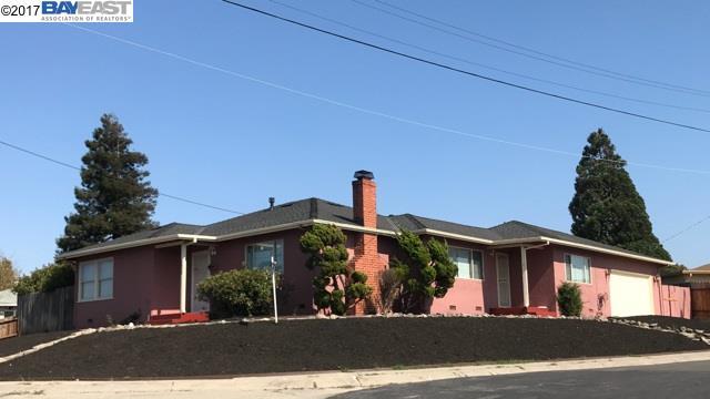 一戸建て のために 売買 アット 2426 Brian Road 2426 Brian Road San Pablo, カリフォルニア 94806 アメリカ合衆国