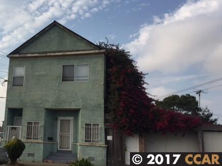 Casa Multifamiliar por un Venta en 415 Ohio Avenue 415 Ohio Avenue Richmond, California 94804 Estados Unidos