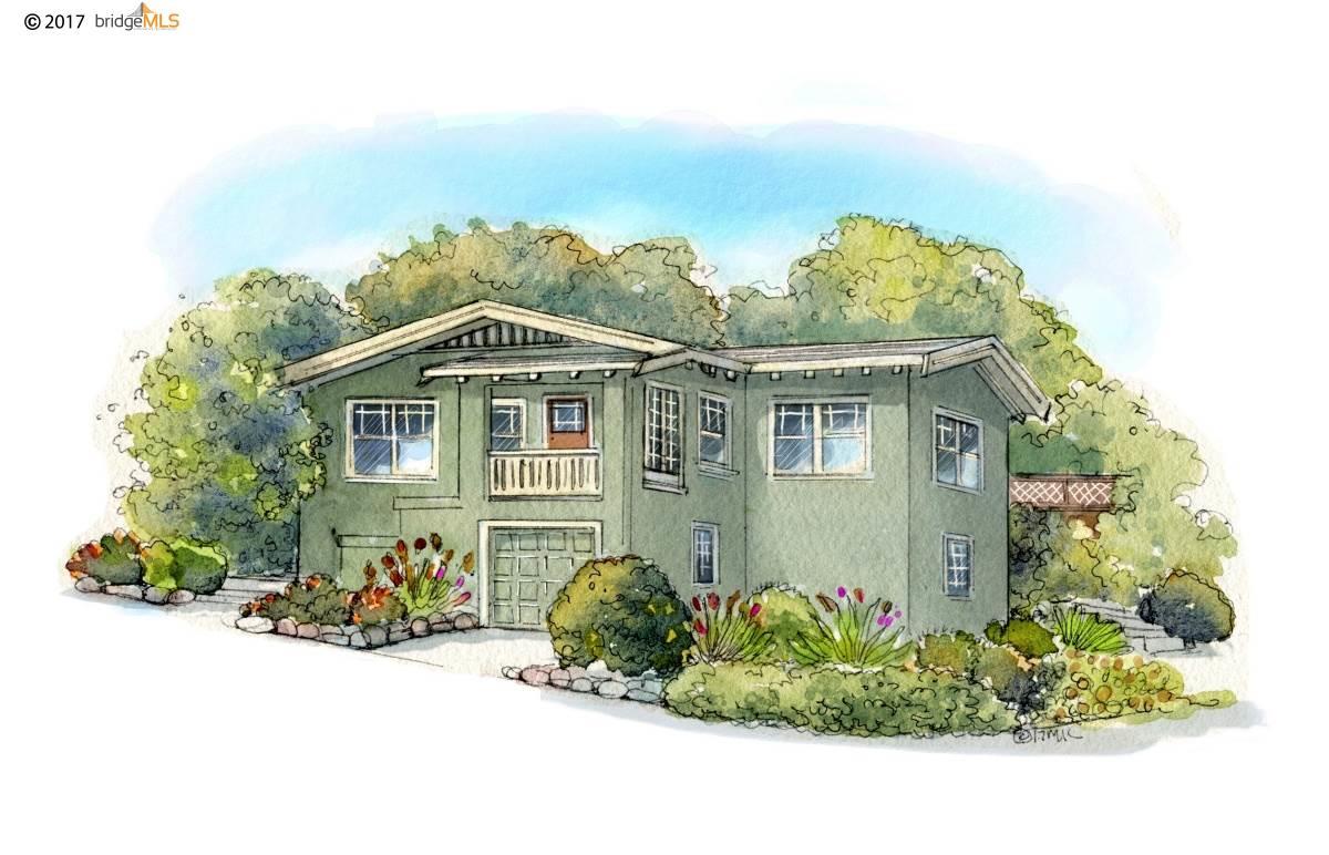 Casa Unifamiliar por un Venta en 1726 Wellington Street Oakland, California 94602 Estados Unidos