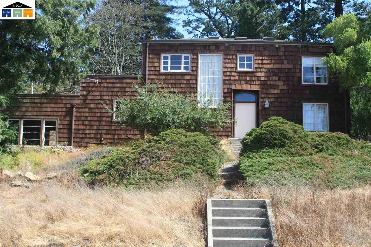 واحد منزل الأسرة للـ Sale في 899 Grizzly Peak Blvd. Berkeley, California 94708 United States