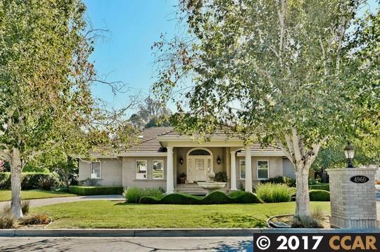Einfamilienhaus für Verkauf beim 4960 Valley Orchard Court 4960 Valley Orchard Court Martinez, Kalifornien 94553 Vereinigte Staaten