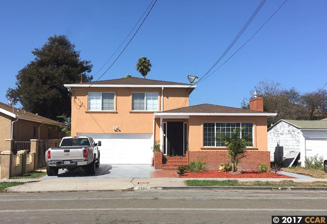 Casa Multifamiliar por un Venta en 2535 Grant Avenue Richmond, California 94804 Estados Unidos