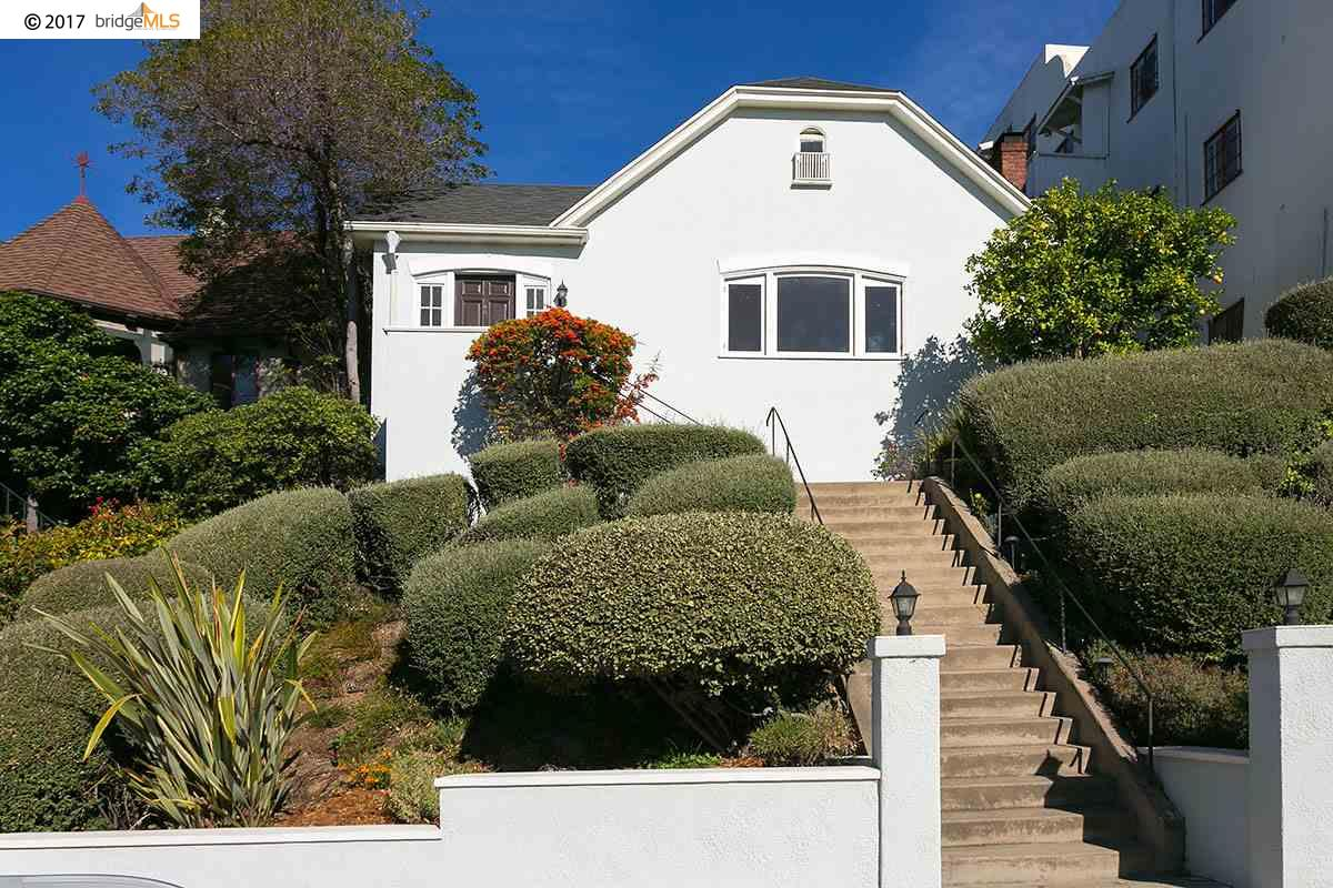 Single Family Home for Rent at 4701 PARK BLVD 4701 PARK BLVD Oakland, California 94602 United States