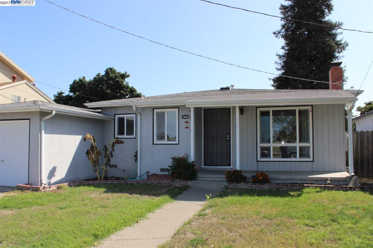 Single Family Home for Sale at 15984 Mills Avenue San Lorenzo, California 94580 United States