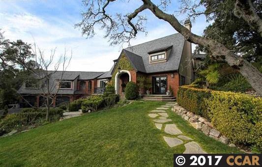 واحد منزل الأسرة للـ Rent في 10 LA PUNTA 10 LA PUNTA Orinda, California 94563 United States