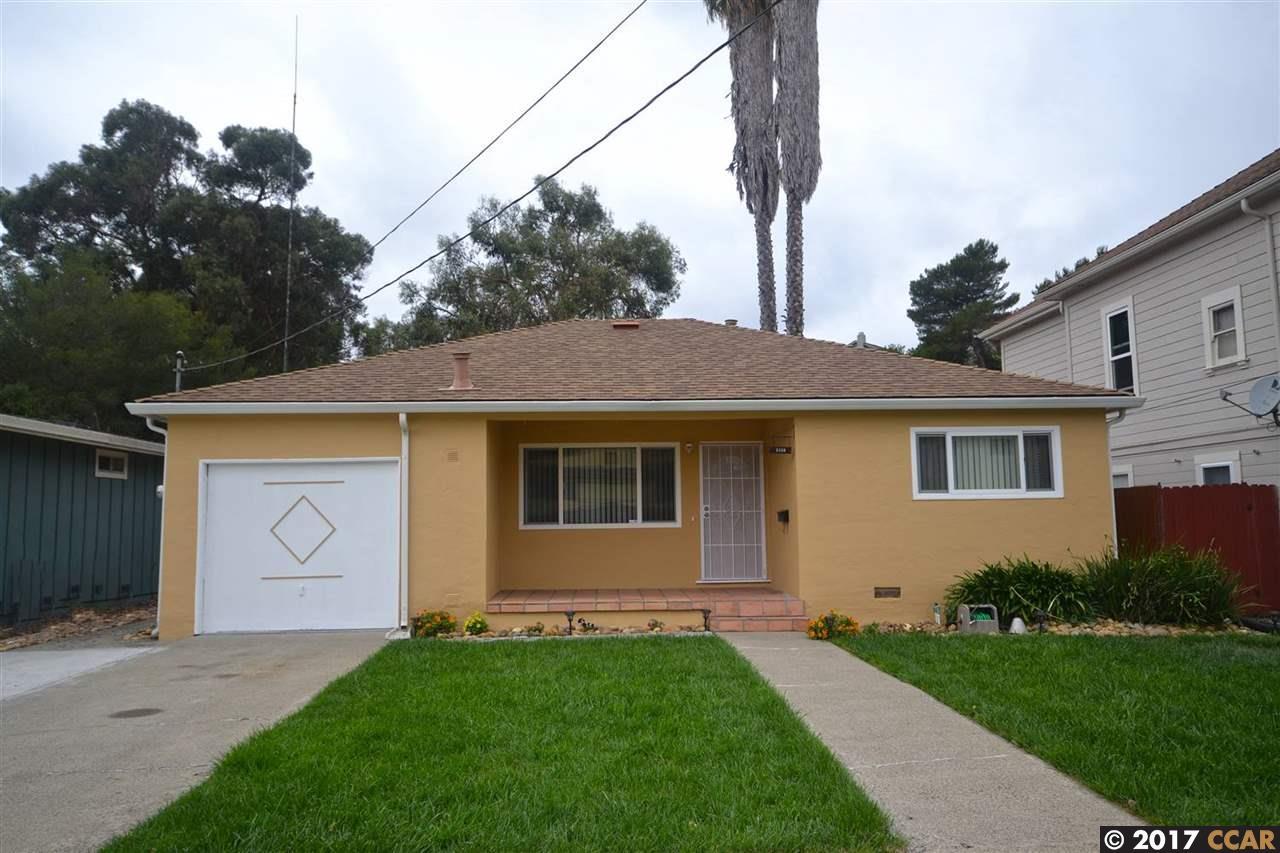 Casa Unifamiliar por un Venta en 1150 Willow Avenue Pinole, California 94564 Estados Unidos