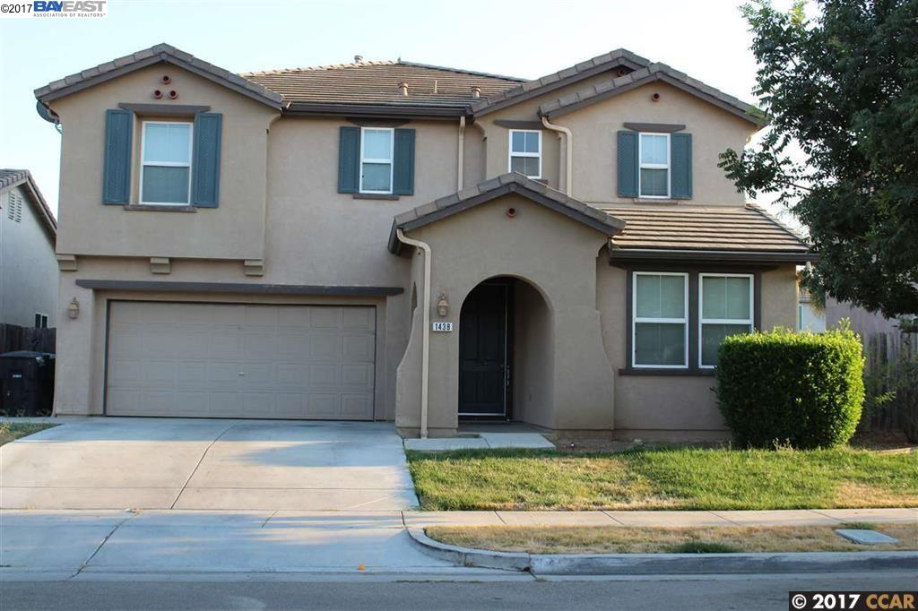 Single Family Home for Sale at 1438 Longhorn Lane 1438 Longhorn Lane Patterson, California 95363 United States
