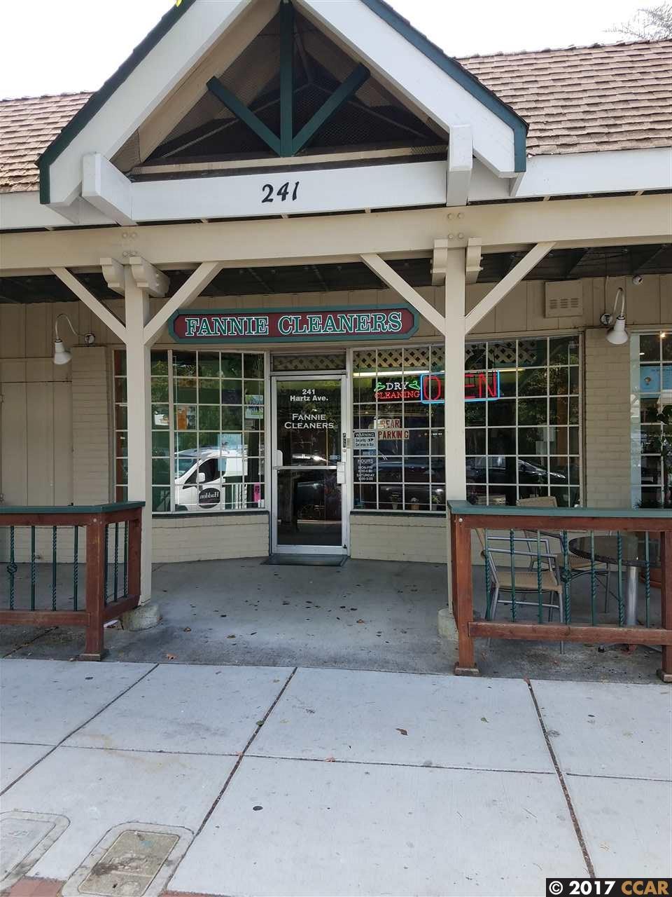 商用 為 出售 在 241 HARTZ Avenue 241 HARTZ Avenue Danville, 加利福尼亞州 94526 美國