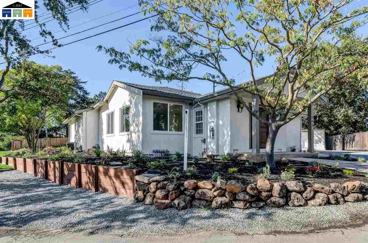Einfamilienhaus für Verkauf beim 295 Oakvue Lane Pleasant Hill, Kalifornien 94523 Vereinigte Staaten
