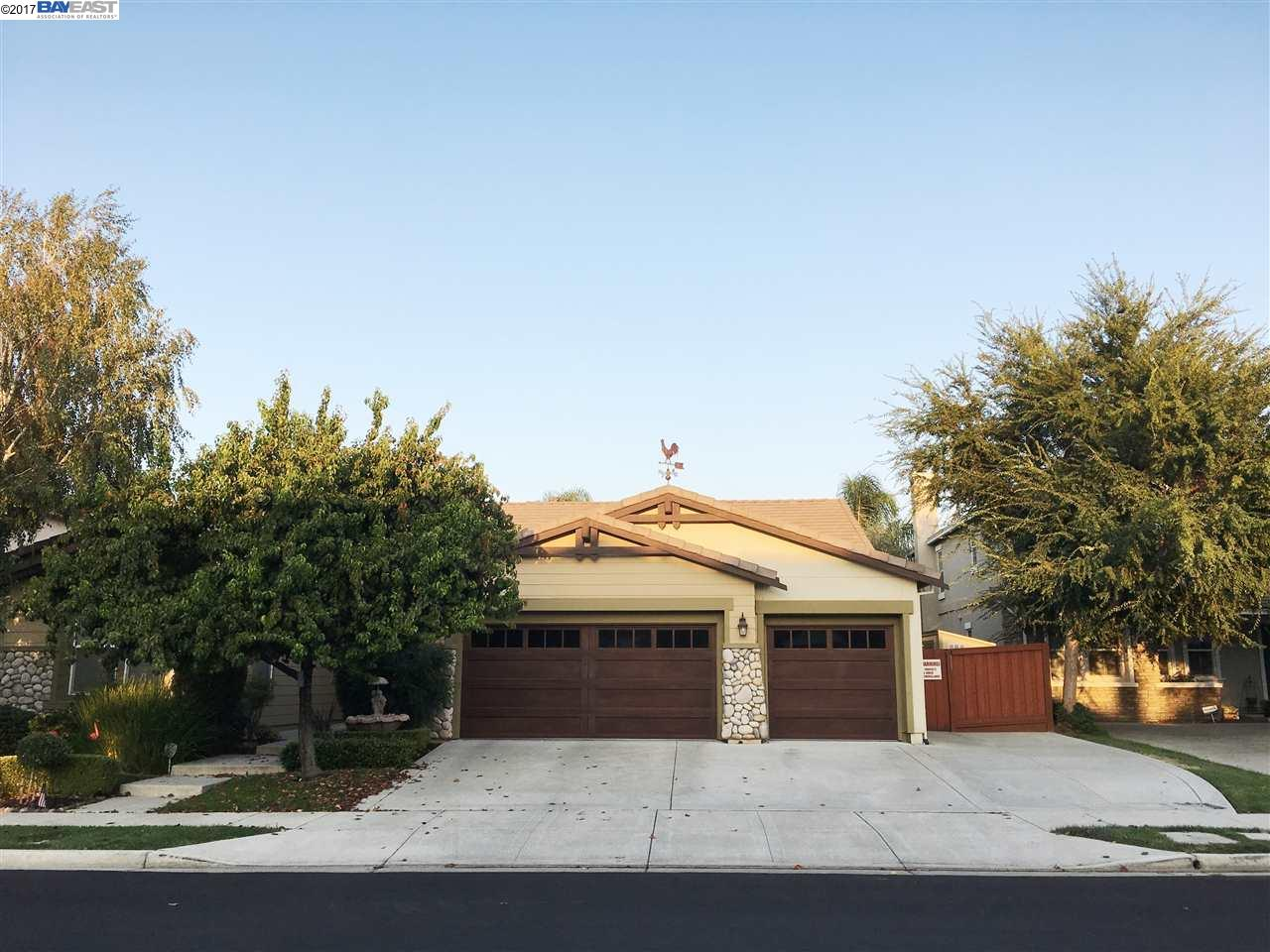 Single Family Home for Rent at 1712 Mediterraneo Place Brentwood, California 94513 United States