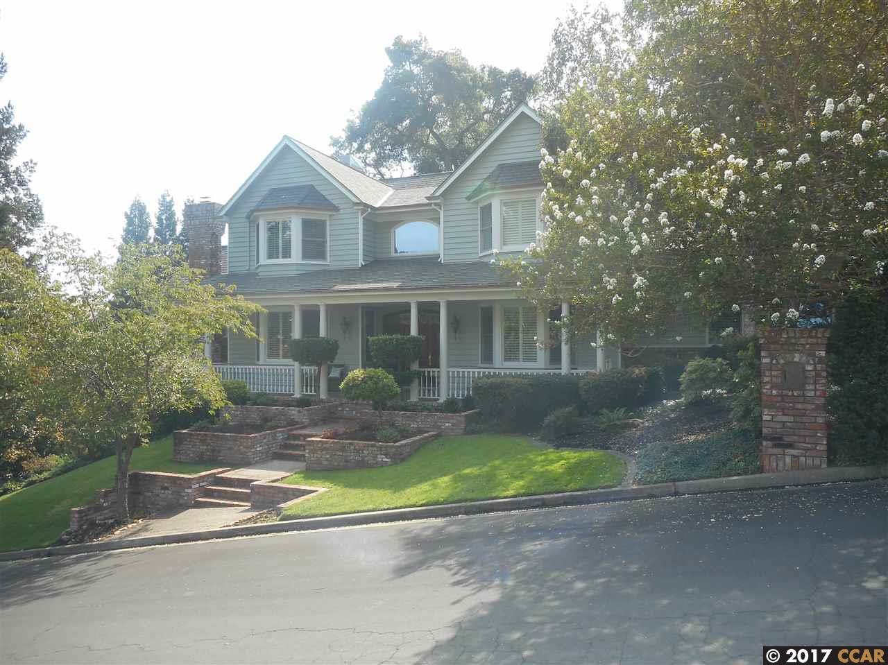 Einfamilienhaus für Mieten beim 415 Via Del Rey 415 Via Del Rey Alamo, Kalifornien 94507 Vereinigte Staaten