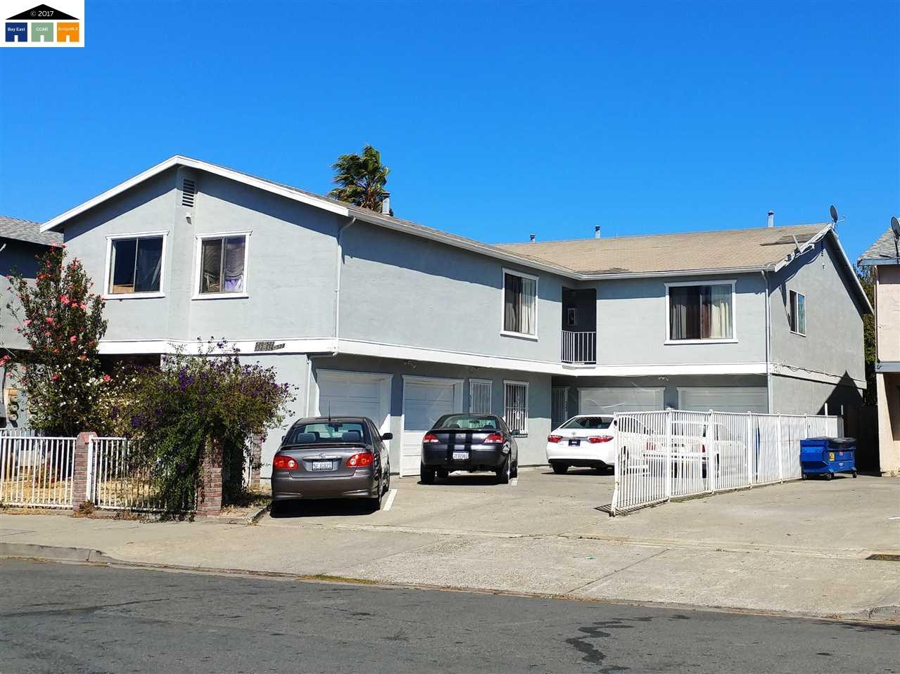 Casa Multifamiliar por un Venta en 522 16th Street 522 16th Street Richmond, California 94801 Estados Unidos