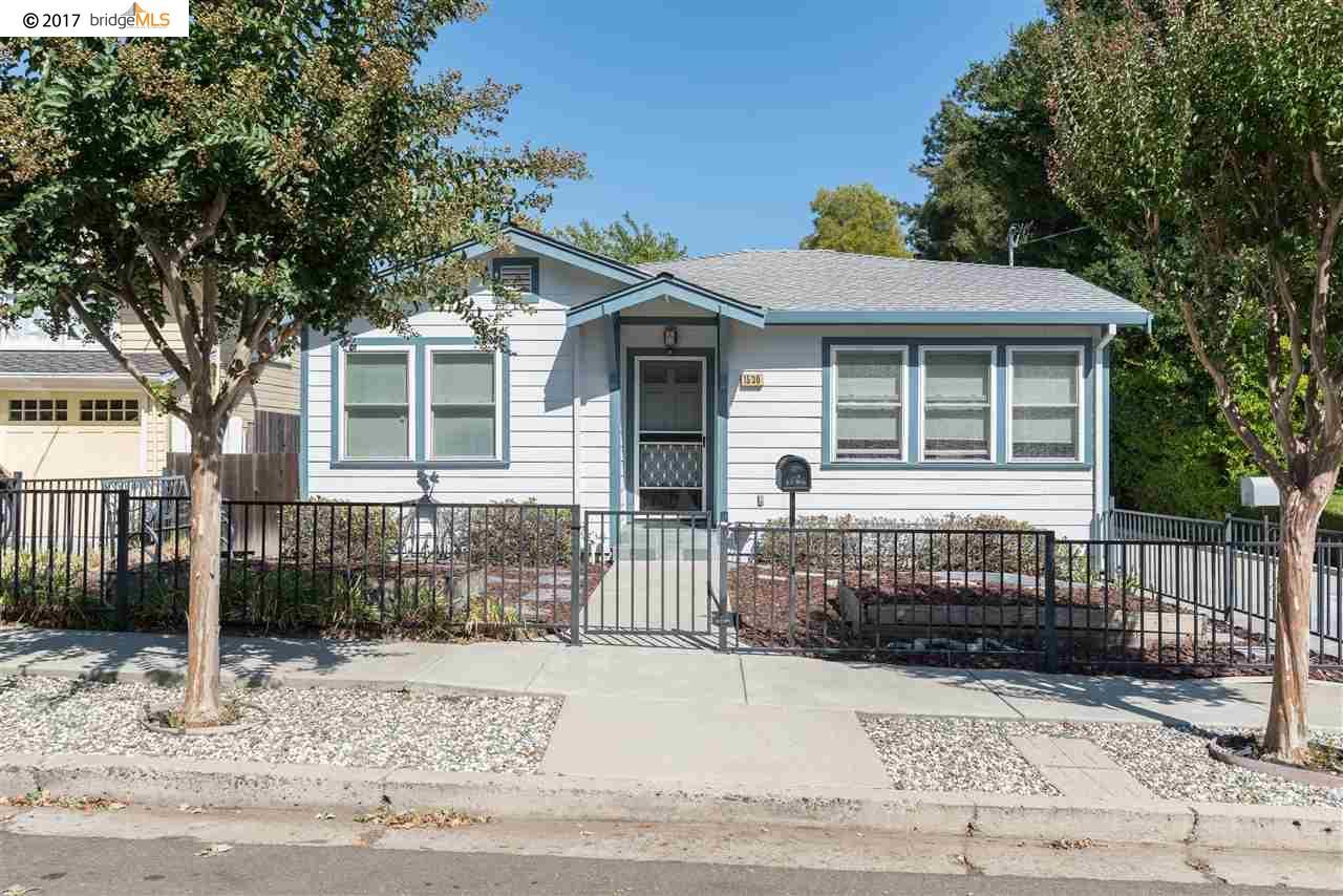 Casa Multifamiliar por un Venta en 1530 Brooks Street Walnut Creek, California 94596 Estados Unidos