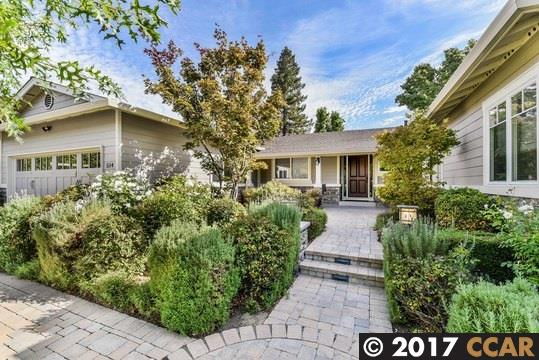 واحد منزل الأسرة للـ Sale في 514 Candleberry Road 514 Candleberry Road Walnut Creek, California 94598 United States