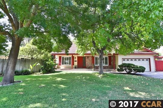 Single Family Home for Sale at 1019 Bermuda Drive Concord, California 94518 United States