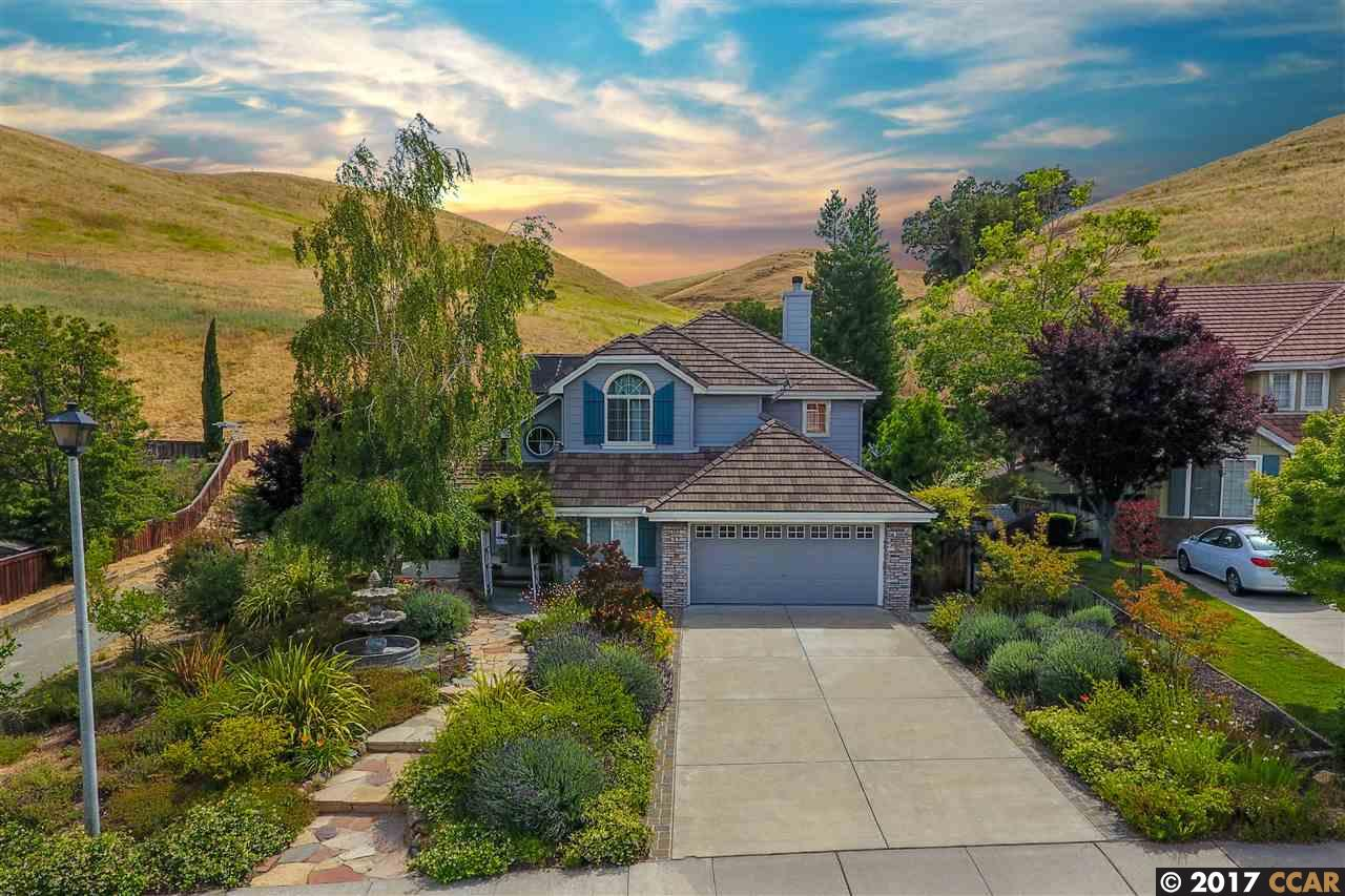 Single Family Home for Sale at 3083 Windmill Canyon Drive 3083 Windmill Canyon Drive Clayton, California 94517 United States