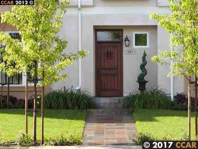 Casa unifamiliar adosada (Townhouse) por un Alquiler en 1539 Geary Road 1539 Geary Road Walnut Creek, California 94597 Estados Unidos