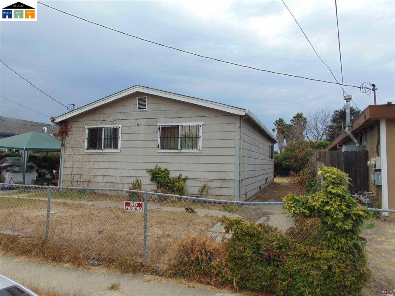1825 6TH STREET, RICHMOND, CA 94801