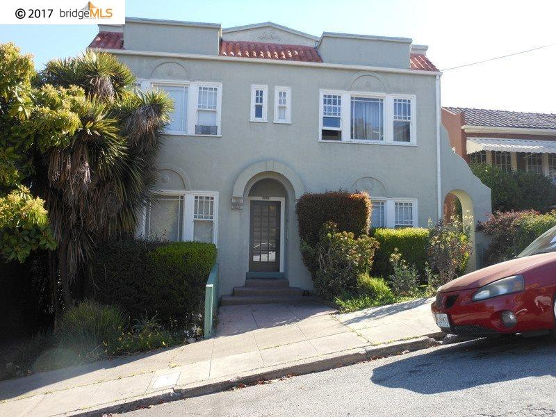 Single Family Home for Rent at 502 Fairbanks Avenue Oakland, California 94610 United States