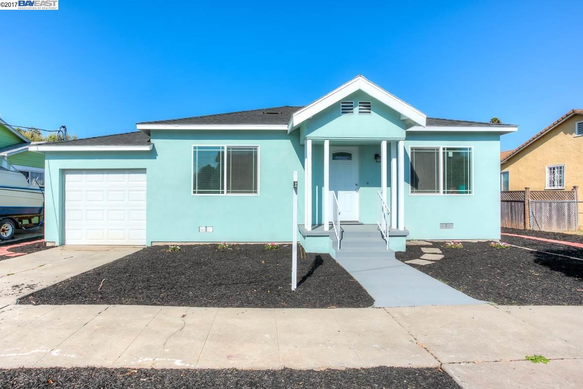 Casa Unifamiliar por un Venta en 341 S 18th. Street 341 S 18th. Street Richmond, California 94804 Estados Unidos