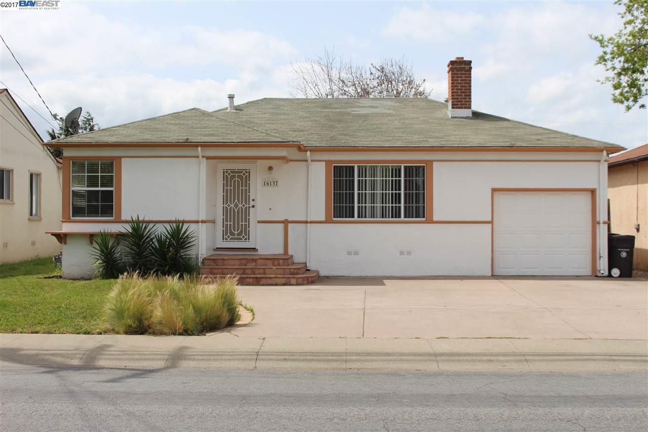 Single Family Home for Rent at 16137 Via Alamitos San Lorenzo, California 94580 United States