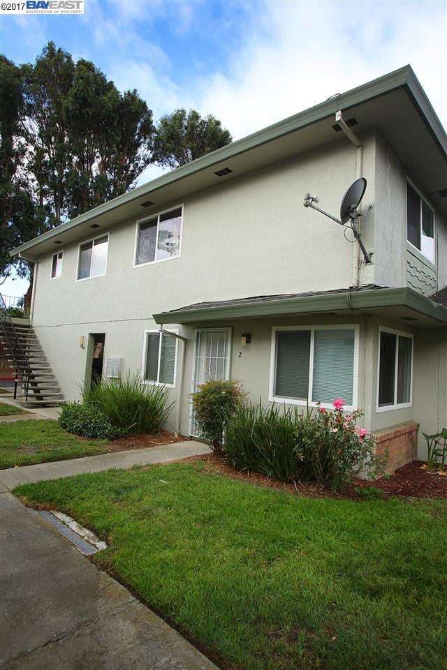 Кондоминиум для того Продажа на 34843 Starling Drive 34843 Starling Drive Union City, Калифорния 94587 Соединенные Штаты