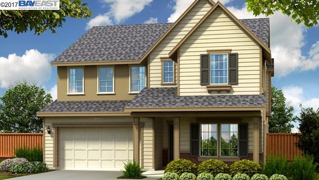 Частный односемейный дом для того Продажа на 4500 Alexander Valley Way 4500 Alexander Valley Way Dublin, Калифорния 94568 Соединенные Штаты