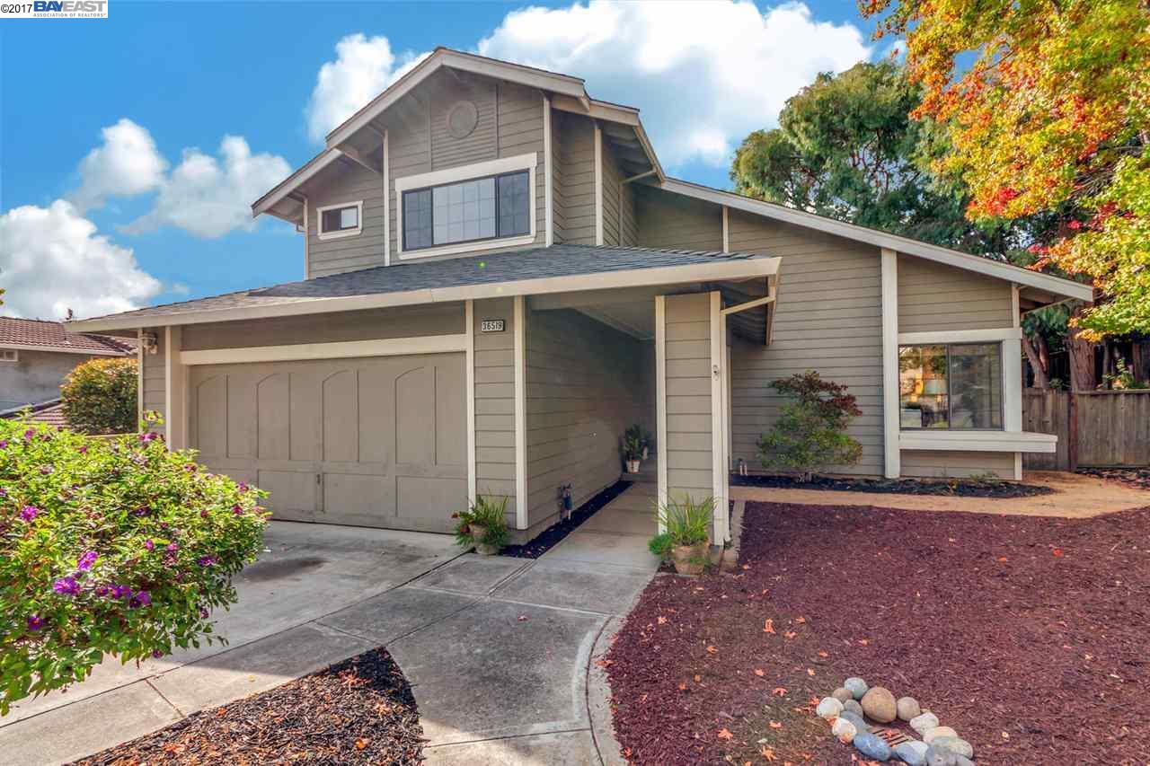 一戸建て のために 売買 アット 36519 Nichols Avenue 36519 Nichols Avenue Fremont, カリフォルニア 94536 アメリカ合衆国