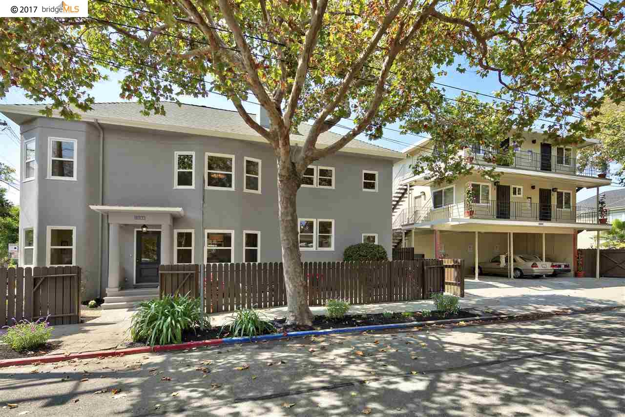 Multi-Family Home for Sale at 3146 King Street Berkeley, California 94703 United States