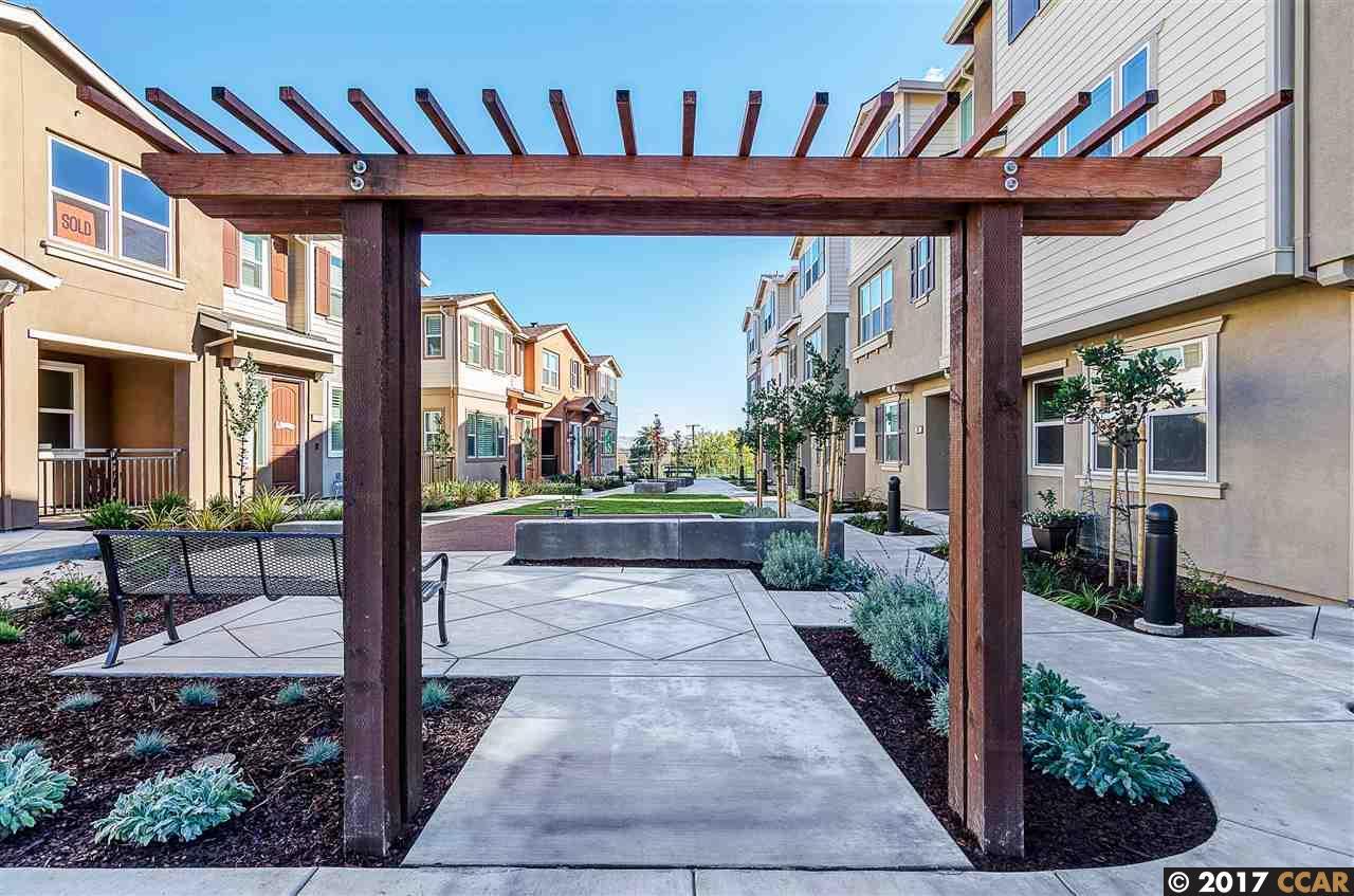 Appartement en copropriété pour l Vente à 809 Tierney Place Martinez, Californie 94553 États-Unis