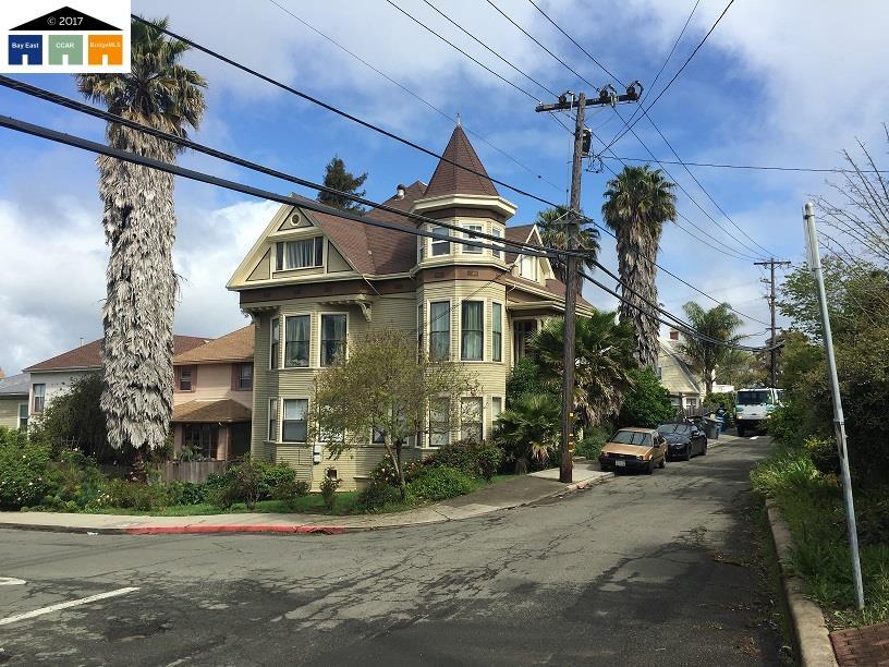 Maison avec plusieurs logements pour l Vente à 1001 Sutter Street Vallejo, Californie 94590 États-Unis