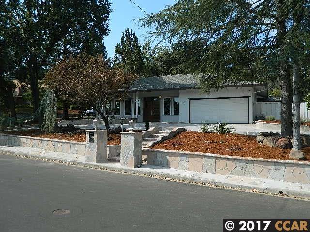 Casa Unifamiliar por un Alquiler en 1095 Ocho Rios Drive Danville, California 94526 Estados Unidos