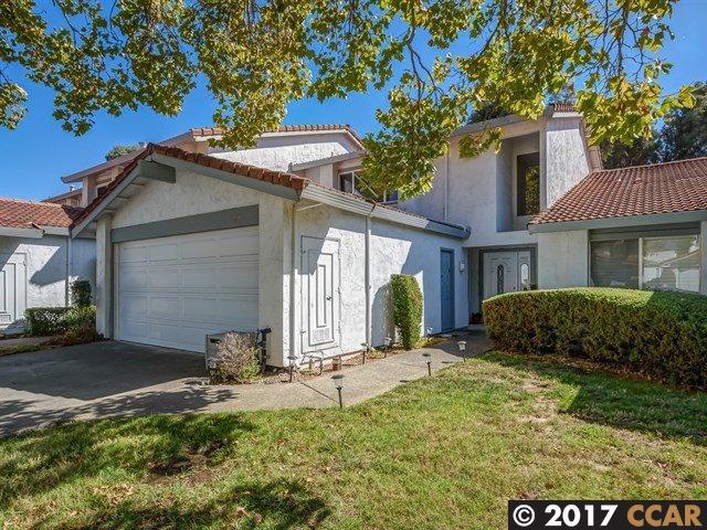 Casa unifamiliar adosada (Townhouse) por un Venta en 105 Rosario Court San Ramon, California 94583 Estados Unidos