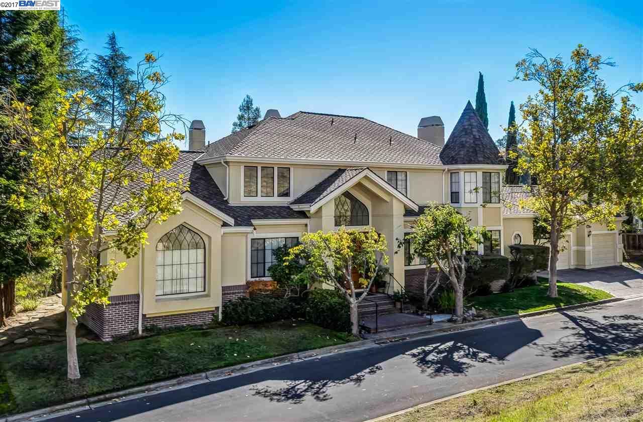 Casa Unifamiliar por un Alquiler en 1265 Whispering Oaks Place Danville, California 94506 Estados Unidos