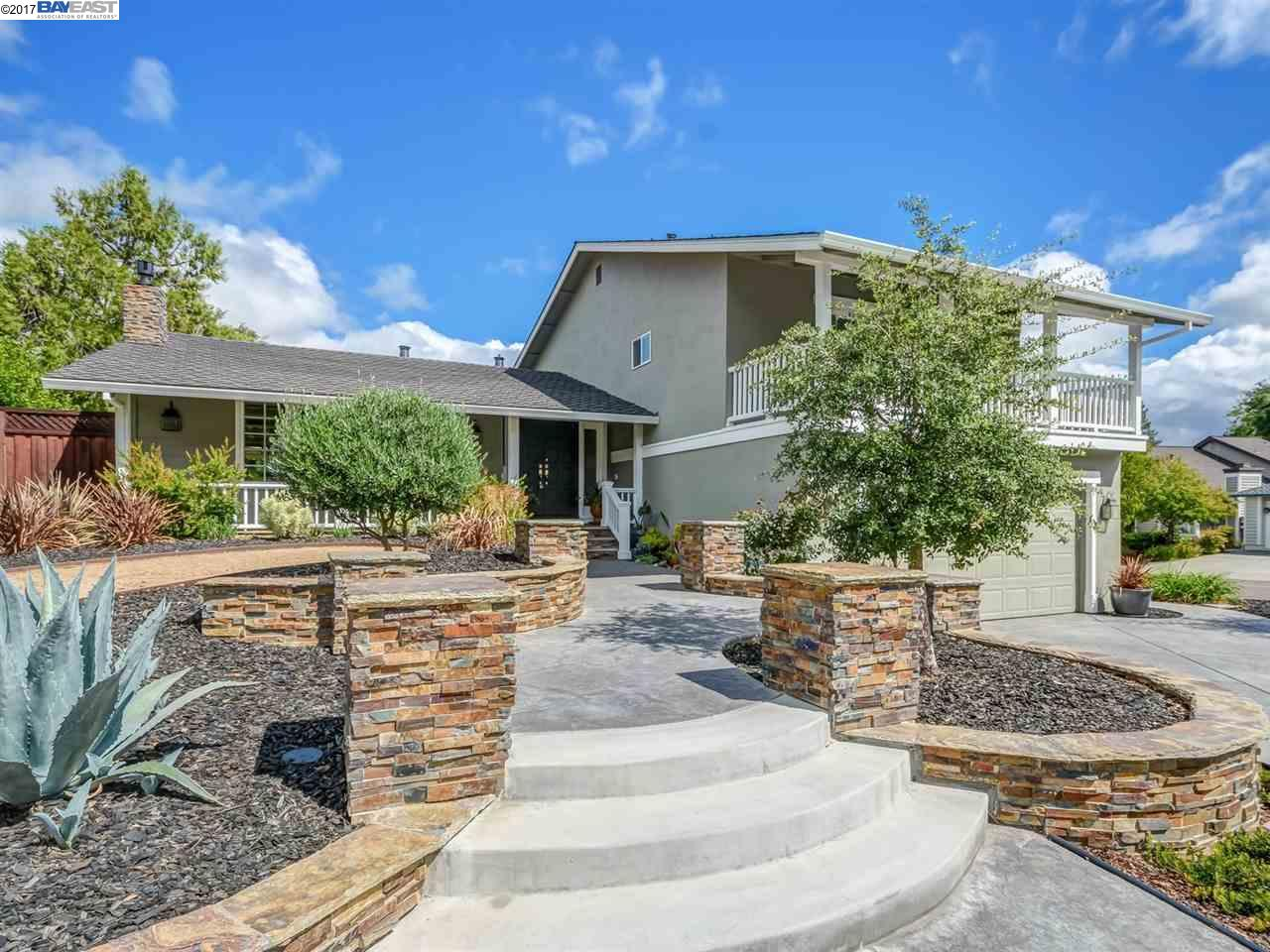 Single Family Home for Sale at 4909 Forest Hill Drive 4909 Forest Hill Drive Pleasanton, California 94588 United States