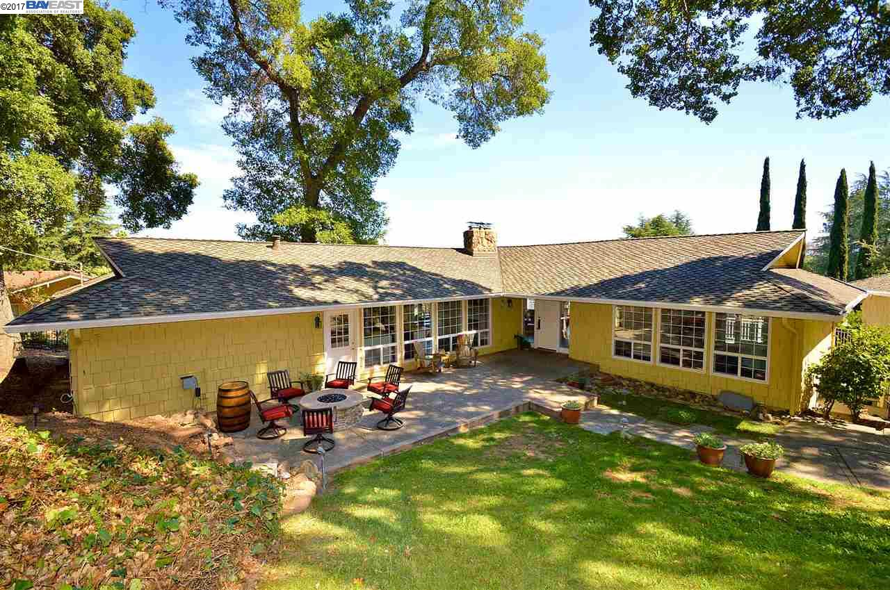 Single Family Home for Sale at 789 VIEW DRIVE 789 VIEW DRIVE Pleasanton, California 94566 United States