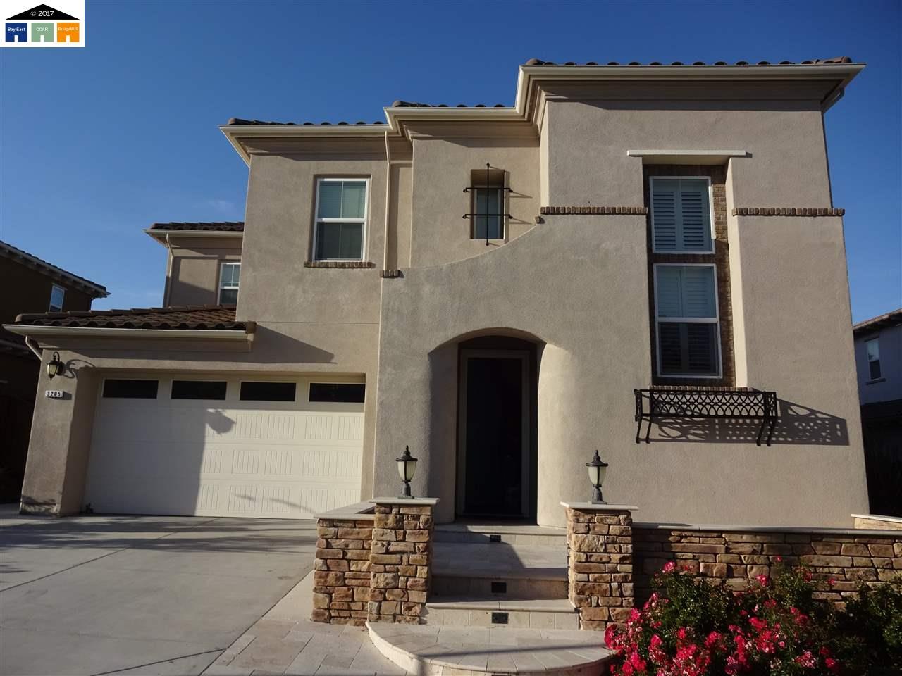 Casa Unifamiliar por un Alquiler en 3205 Carpenter Way 3205 Carpenter Way San Ramon, California 94582 Estados Unidos