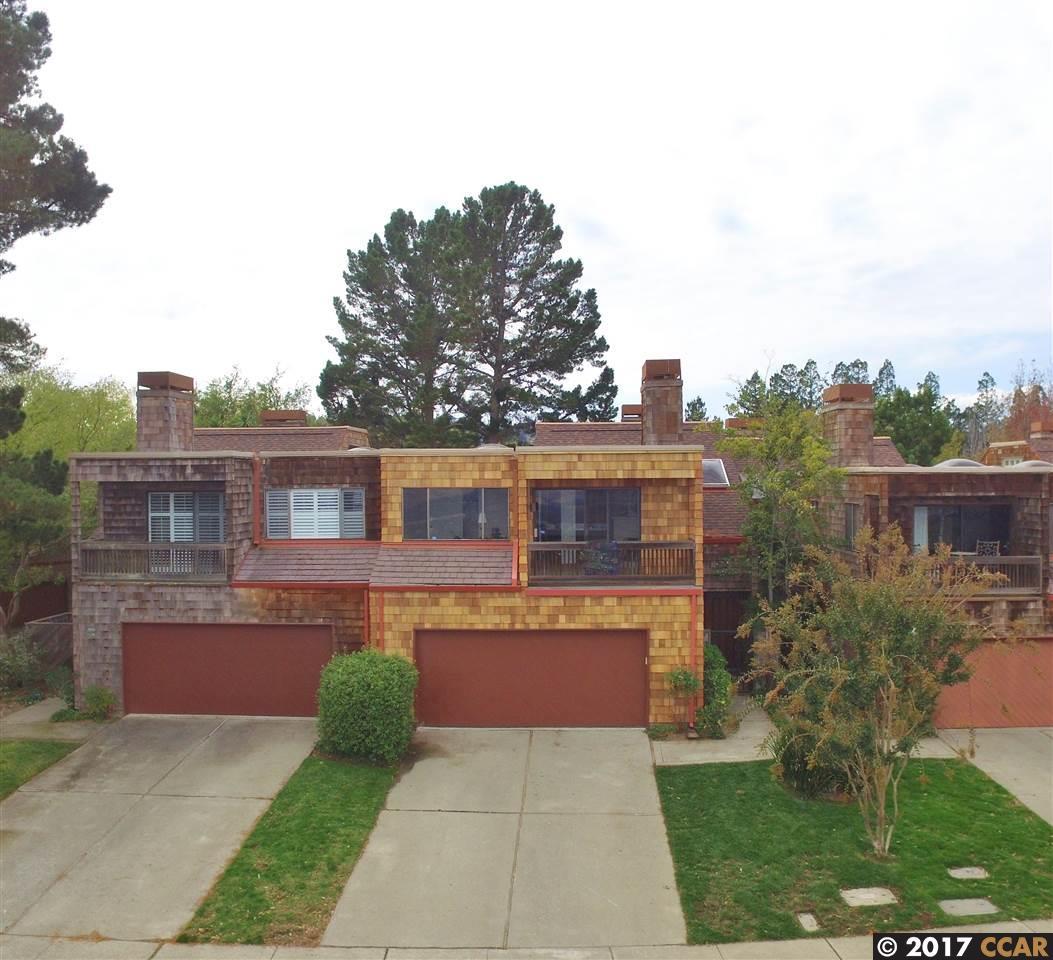 تاون هاوس للـ Sale في 576 Monarch Ridge Drive 576 Monarch Ridge Drive Walnut Creek, California 94597 United States