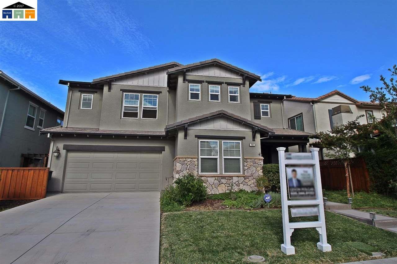 Einfamilienhaus für Verkauf beim 761 W Antigua Terrace 761 W Antigua Terrace Mountain House, Kalifornien 95391 Vereinigte Staaten