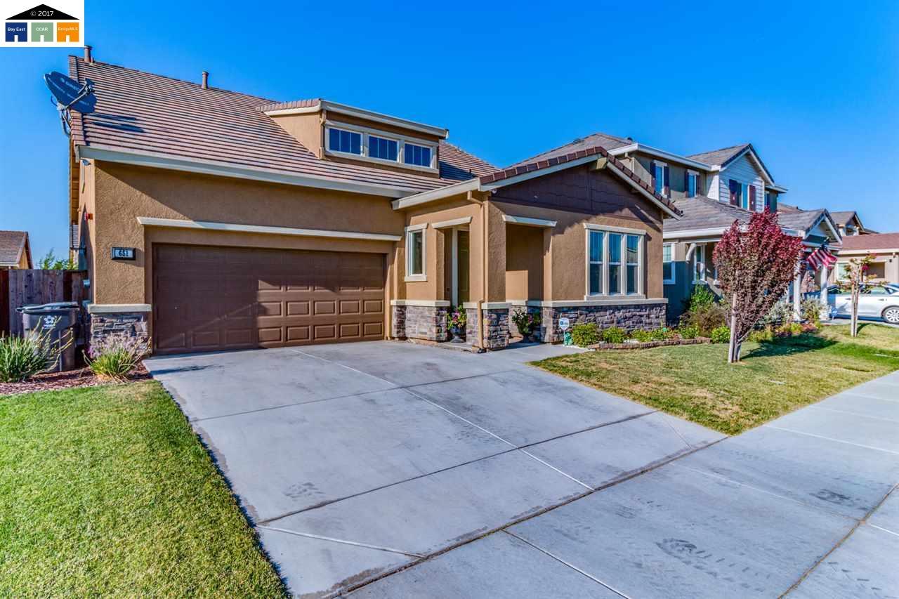 一戸建て のために 売買 アット 651 Pasture Avenue 651 Pasture Avenue Lathrop, カリフォルニア 95330 アメリカ合衆国