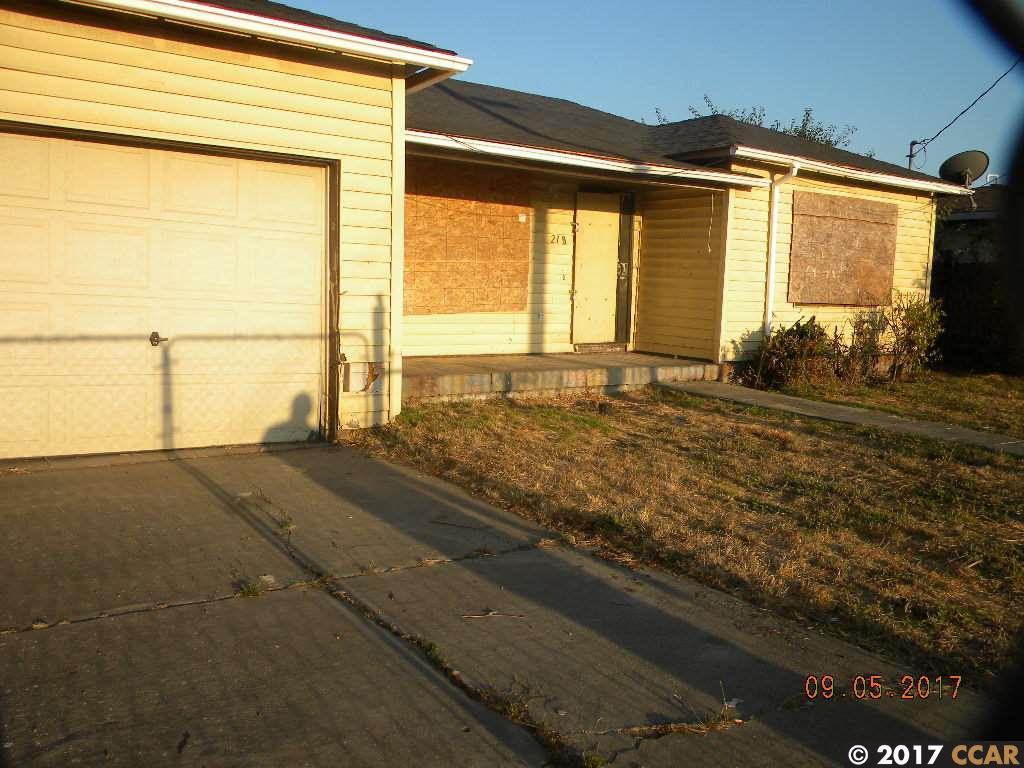 218 S 9TH ST, RICHMOND, CA 94804